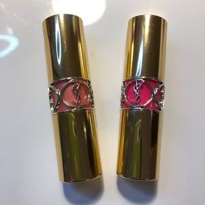 YSL Rouge Volupte Shine Lipsticks